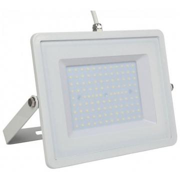 LED  Προβολέας V-TAC 100W Λευκός SMD SAMSUNG Chip High Lumen 120LM/W Φως Ημέρας 5 Χρόνια Εγγύηση 768