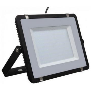 LED  Προβολέας V-TAC 150W Μαύρος SMD SAMSUNG Chip High Lumen 120LM/W Φως Ημέρας  5 Χρόνια Εγγύηση 772