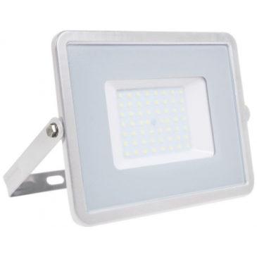 LED  Προβολέας V-TAC 50W Λευκός SMD SAMSUNG Chip High Lumen 120LM/W Ψυχρό Λευκό 5 Χρόνια Εγγύηση 763