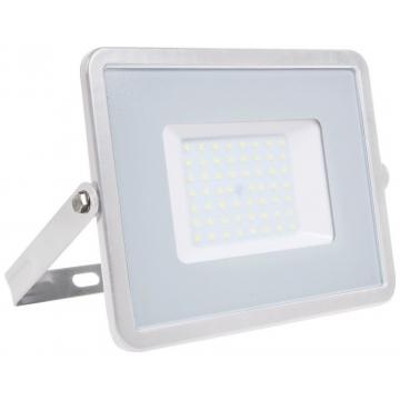 LED  Προβολέας V-TAC 50W Λευκός SMD SAMSUNG Chip High Lumen 120LM/W Φως Ημέρας 5 Χρόνια Εγγύηση 762