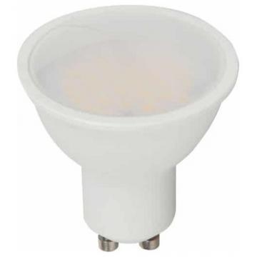 LED V-TAC Έξυπνο Σποτ GU10 4.5W 110° RGB + Θερμό και Ψυχρό Λευκό Dimmable Συμβατό με Amazon Alexa και Google Home 2757 (2757)