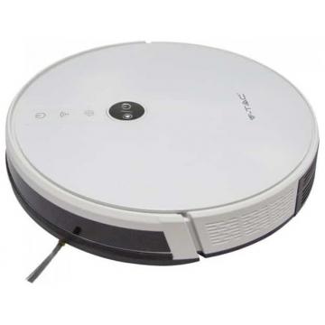 V-TAC Έξυπνη Σκούπα Ρομπότ Επαναφορτιζόμενη Συμβατή με Amazon Alexa και Google Home Χρώμα Λευκό 8649 (8649)