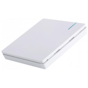 V-TAC Έξυπνος Ασύρματος Απλός Διακόπτης Wireless Λευκός με Μπαταρία 8460 (8460)