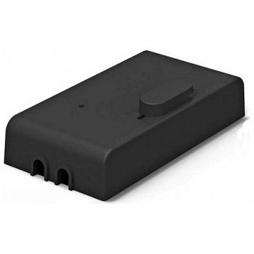 Dimmer Ποδός Δαπέδου για LED 60-300W 220V Μαύρο(01-0340)