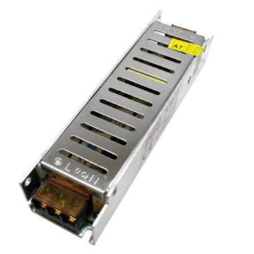 LED Τροφοδοτικό Slim Series DC 60W 12V 2 Ampere IP20 GloboStar 03001