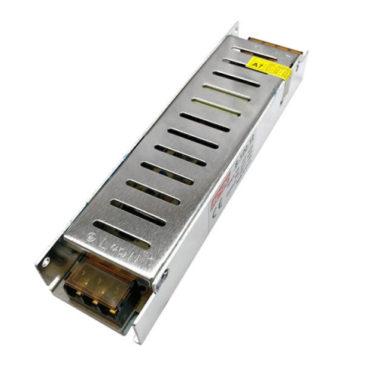 LED Τροφοδοτικό Slim Series DC 120W 12V 8.33 Ampere IP20 GloboStar 03002