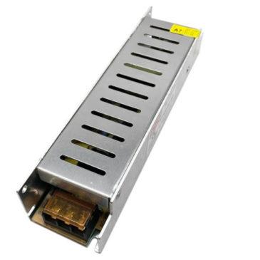 LED Τροφοδοτικό Slim Series DC 150W 12V 12.5 Ampere IP20 GloboStar 03003