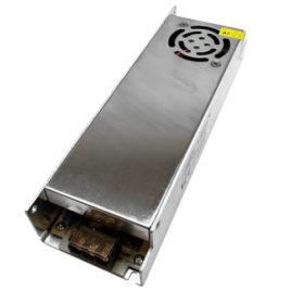 LED Τροφοδοτικό Slim Series DC 360W 12V 30 Ampere IP20 GloboStar 03005