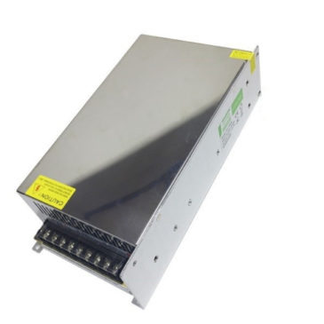 LED Ρυθμιζόμενο Τροφοδοτικό DC Switching 500W 12V 41.6 Ampere IP20 GloboStar 77467