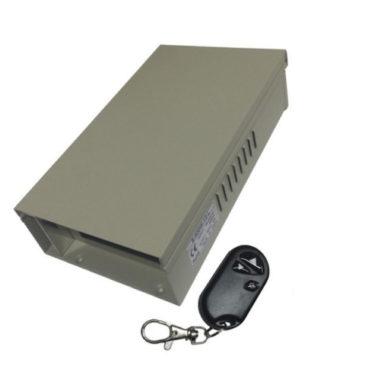 Ασύρματο Dimmable Τροφοδοτικό 400 Watt 12 Volt Rainproof IP44 GloboStar 34243