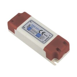 Τροφοδοτικό Κλειστού Τύπου Πλαστικό για LED 24W 12V 6231