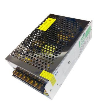 LED Ρυθμιζόμενο Τροφοδοτικό DC Switching 200W 12V 16.5 Ampere IP20 GloboStar 68730