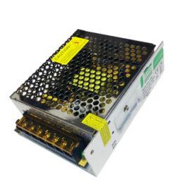 LED Ρυθμιζόμενο Τροφοδοτικό DC Switching 120W 12V 10 Ampere IP20 GloboStar 68830