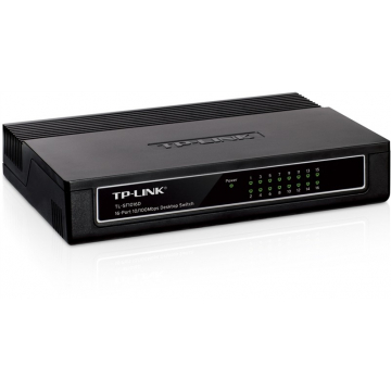 SWITCH 16 ΘΥΡΩΝ TP-LINK TL-SF1016D(T-14149)