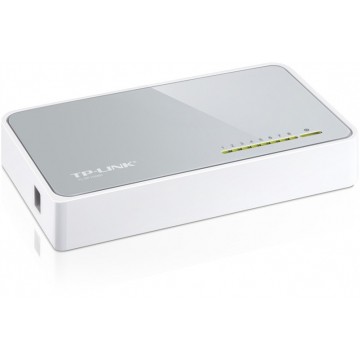 SWITCH 8 ΘΥΡΩΝ TP-LINK TL-SF1008D(T-14143)
