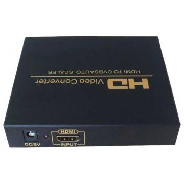 ΜΕΤΑΤΟΠΕΑΣ HDMI ΣΕ AV CVT-350(T-16051)