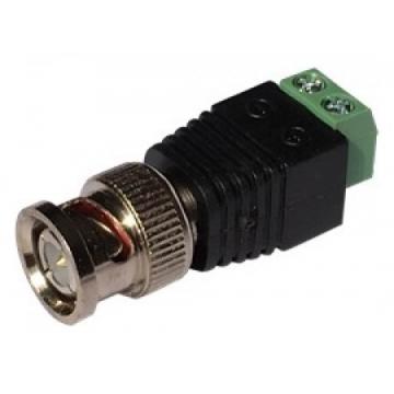 CONNECTOR BNC A ΣΕ ΚΛΕΜΜΑ CN-77(T-25756)