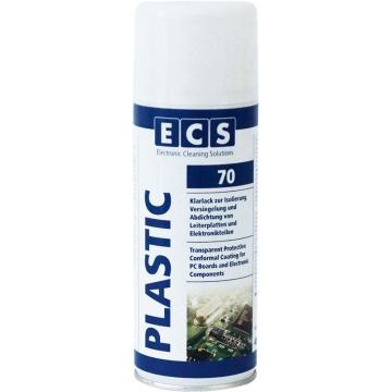SPRAY ΠΛΑΣΤΙΚΟΠΟΙΗΣΗΣ 400ml PLASTIC/ECS(T-28928)