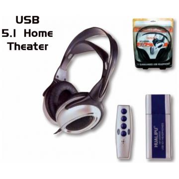 ΑΚΟΥΣΤΙΚΟ HP-USB500(T-2904)
