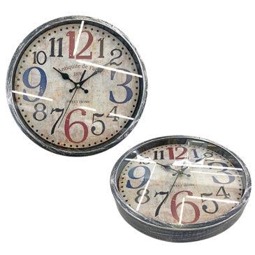 ΡΟΛΟΙ ΤΟΙΧΟΥ ANTIQUE Φ30x4cm 12-1852