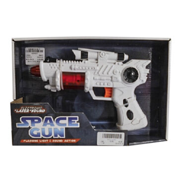 SPACE GUN ΜΠΑΤΑΡΙΑΣ 30x19cm 68-471