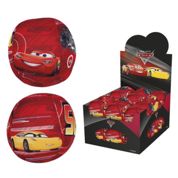 SOFT BALL 100mm CARS 3 10cm 71-2850