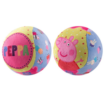 SOFT BALL 100mm PEPPA 10cm 71-3036
