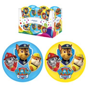 LIGHT UP LED BALL 10cm PAW PATROL 71-3037
