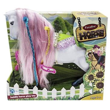 ΑΛΟΓΑΚΙ PARADISE HORSE 28x25cm 72-1999