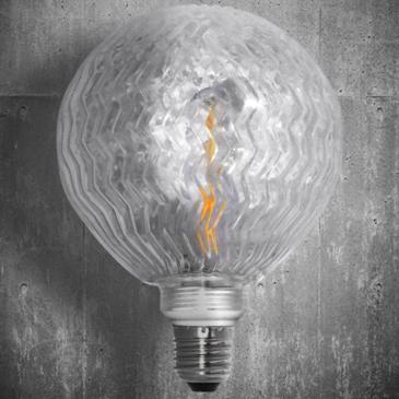 LED VINTAGE DIM EL827905 4W E14 DIM 2700k 400lm 125*140 (EL825105)
