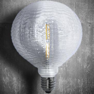 LED VINTAGE DIM EL827905 4W E14 DIM 2700k 400lm 125*140 (EL825103)