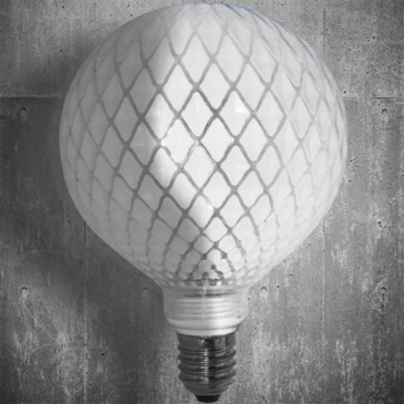 LED VINTAGE DIM EL827905 4W E14 DIM 2700k 400lm 125*140 (EL825104)