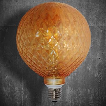 LED VINTAGE DIM EL827905 4W E14 DIM 2700k 400lm 125*140 (EL825107)