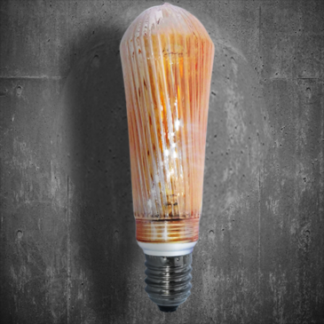 LED VINTAGE DIM EL827905 4W E14 DIM 2700k 400lm 60*125 (EL825127)