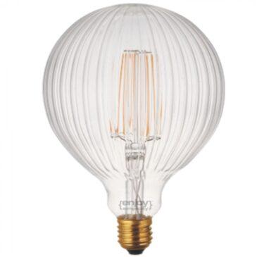 LED FILLAMENT VintageGlass G125*175 5.5W E27 2200k 550lm (EL822001)