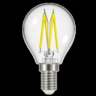 LED FILLAMENT CLEAR P45 4W E14 2700k 470lm (EL822452)