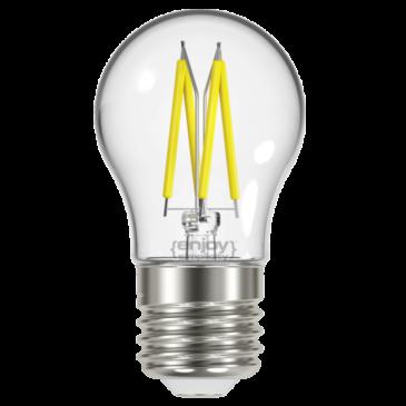 LED FILLAMENT CLEAR P45 4W E27 2700k 450lm (EL822454)