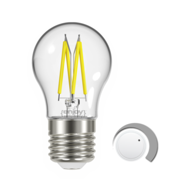 LED FILLAMENT CLEAR DIM P45 4.8W E27 6500k 450lm (EL822918)
