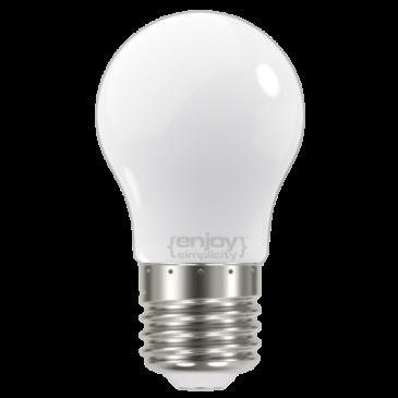 LED FILLAMENT MILKY P45 4W E27 6500k 450lm (EL824463)