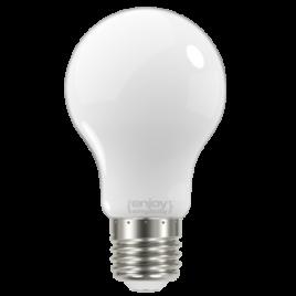LED FILLAMENT MILKY A60 6.7W E27 6500k 780lm (EL824606)