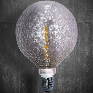 LED VINTAGE DIM EL827905 4W E14 DIM 2700k 400lm 125*140 (EL825101)