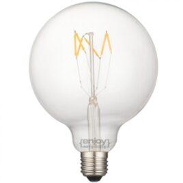LED FILLAMENT CLEAR G95-6 5W E27 2700k 600lm (EL827006)