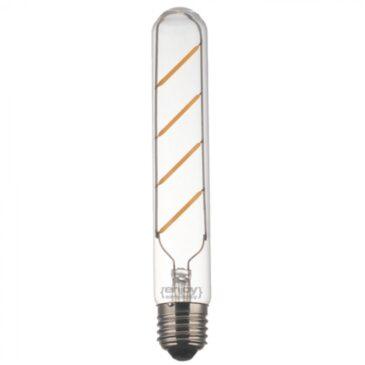 LED FILLAMENT DIM CLEAR T30-4 4W E27 2700k 350lm (EL827906)